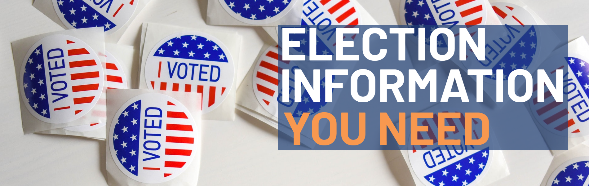 Voting and Election Resources for CA-15 Constituents