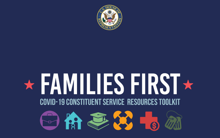Speaker Pelosi's COVID-19 Resources Toolkit